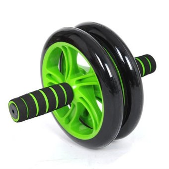Máy tập cơ bụng AB Wheel 2016 (Đen)