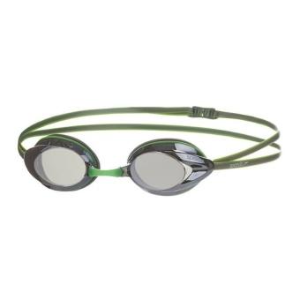 Kính bơi unisex Speedo Opal Mirror (Xám phối xanh lá)