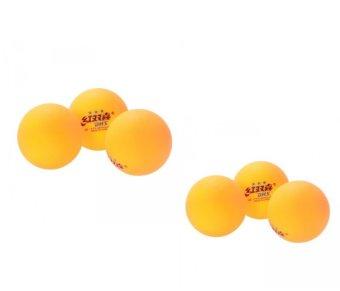 Bộ 2 hộp bóng bàn mỗi hộp 3 banh