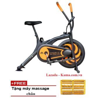 Xe đạp tập thể dục Mofit MO-2060 + Tặng bàn mát-xa chân