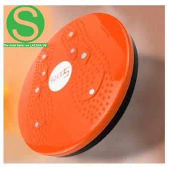Dụng cụ bánh lắc tập vòng eo và mông Sopifun Shop Sport T95503 (Cam)