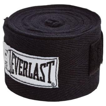 Băng quấn tay Everlast 4.5m (Đen)
