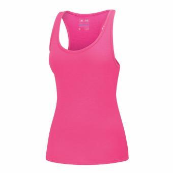 Áo thun thể thao nữ Adidas Essentials Layer Tank (Hồng)