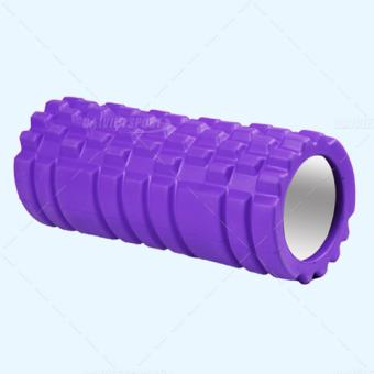 Con lăn tập yoga Pseudois (màu tím)