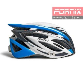 Mũ bảo hiểm đi xe đạp Fornix A02N024M (Xám xanh dương)