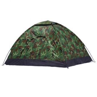 Lều cắm trại vải dù quân đôi