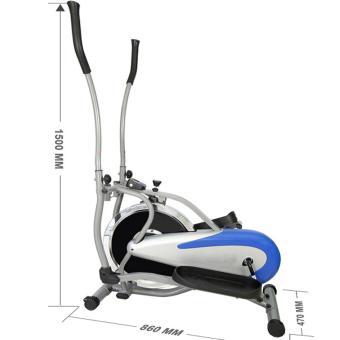 Xe đạp tập thể dục tại nhà Obitrack 2082