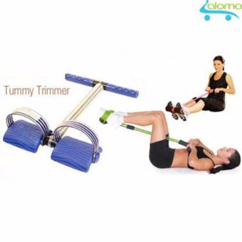 Lò xo kéo tập luyện tiêu mỡ săn cơ Tummy Trimmed(Vàng)