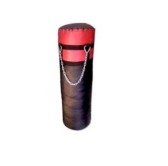 Bao cát đấm bốc Nguyễn Đăng Sport 90cm (Đen Đỏ)