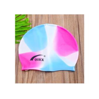 Mũ bơi silicon cao cấp Thiên Trường (Nhiều màu)
