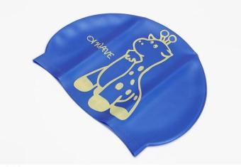 Mũ Bơi Trẻ Em SC05 (Xanh)