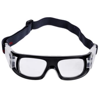 Sports Protective Goggles Eyewear Black (Intl)