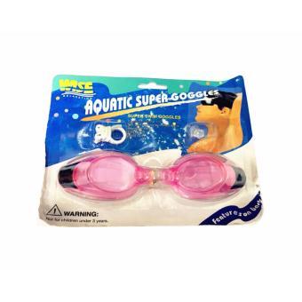 Kính bơi cao cấp No-0403 (Hồng)