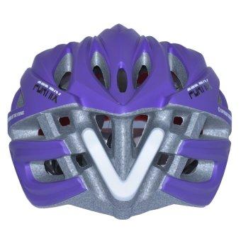 Mũ Bảo Hiểm Fornix Pro-X1 Nhám Đúc (Tím)