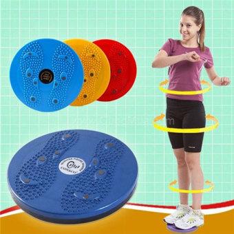 Đĩa xoay eo tập thể dục 360 độ (Xanh)