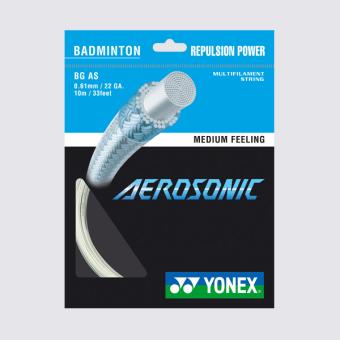 Dây Đan Vợt Cầu Lông Yonex Aerosonic (Trắng)