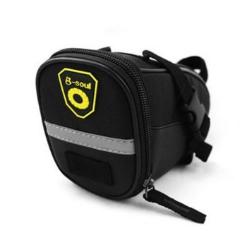 Túi treo xe đạp Màu đen