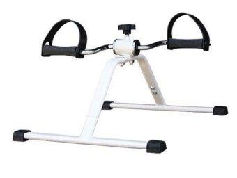 Xe đạp tập thể hình - phục hồi chức năng tại nhà (Trắng)