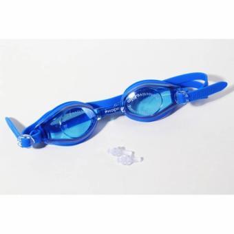 Kính bơi Phoenix PN-203D (xanh)