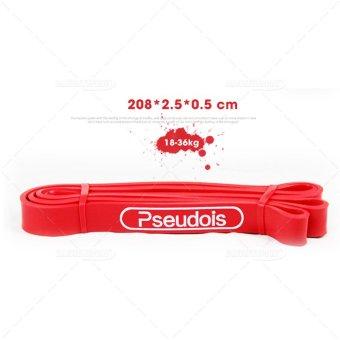 Dây đàn hồi Pseudois chiu lực từ 18-36kg (Đỏ)