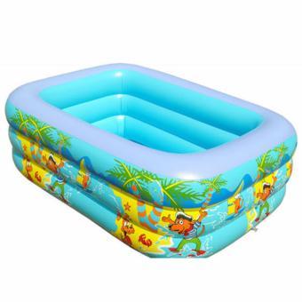 Bể bơi phao cho trẻ em summer baby 150x110x50 cm