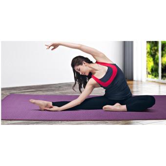 Thảm Tập Yoga TPE Siêu Bền Loại Dày 10mm SX Việt Nam Cao Cấp