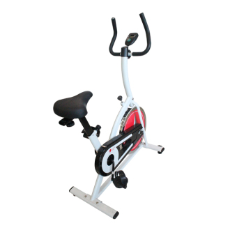 Xe đạp thể thao Buheung Korea MK-219 (Trắng phối đỏ)
