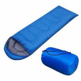 Túi ngủ văn phòng, dã ngoại thông minh (xanh)
