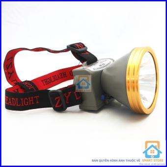 Đèn pin sạc đội đầu loại chuyên nghiệp Smart Store HS708