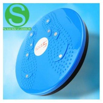 Dụng cụ bánh lắc tập vòng eo và mông Sopifun Shop Sport T95503 (Xanh)