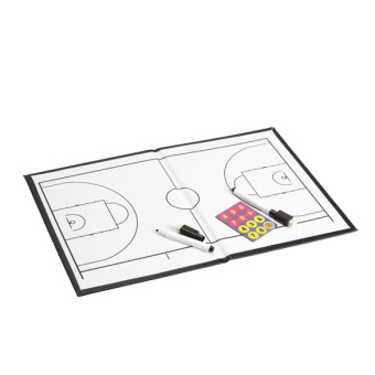 Basketball Coach Match Training Tactical Plate Coaching Tactics Board Kits