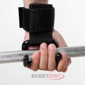 Dây cuốn cổ tay có móc nâng tạ