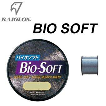 Dây nylon raiglon Bio soft size 10,chiều dài 1000m ,đường kính : 0.52mm