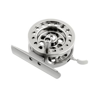 Fishing Reels Metal Spool Centrifugal Droplets Round Bearings Fly Reel