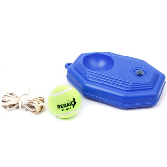 Tennis Ball Trainer Set with Long Elastic Rubber Band - Intl