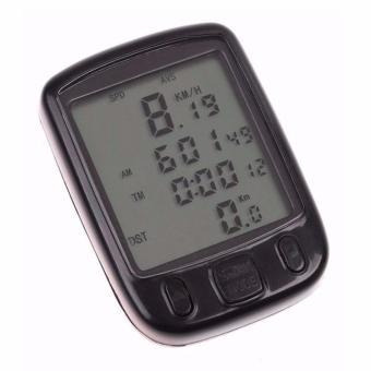 Đồng hồ tốc độ xe đạp Sunding 563A GDX-809