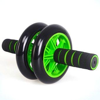 Bánh xe tập Top Fit Ab Roller (Đen xanh)