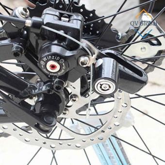 Khóa phanh đĩa xe đạp xe máy chắc chắn, bền đẹp