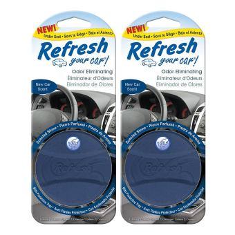 Bộ 2 Vỉ Viên thơm Phòng lạnh và Xe Hơi hương Xe Hơi Đời Mới Handstands Refresh Your Car D09232