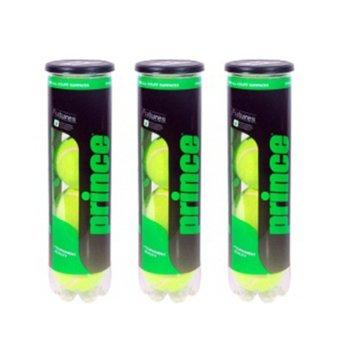 Bộ 3 hộp bóng Tennis Prince Futura 4 quả / hộp