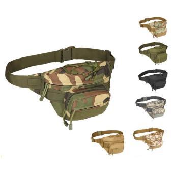 Túi Đeo Hông Thời Trang Chống Nước N123 (lính)