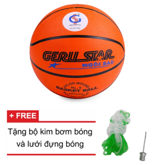 Quả bóng rổ gerustar số 6