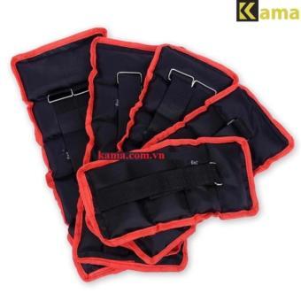 Tạ đeo chân - tạ đeo tay Kama (4kg)