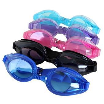 Combo bộ 2 kính bơi trẻ em(xanh)