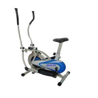 Xe đạp tập toàn thân MOFIT Mo-2081 (Xám)