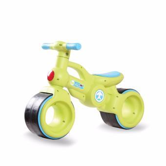 Xe Đạp Thăng bằng Jett Cycles Walk 'N' Roller (Xanh)