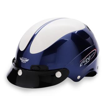 Nón bảo hiểm nửa đầu ACE - AN01 (Xanh)