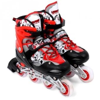 Mua Giày Patin PTB - Size S (Đỏ). giá tốt nhất