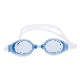Kính bơi Nhật View V610 trắng xanh