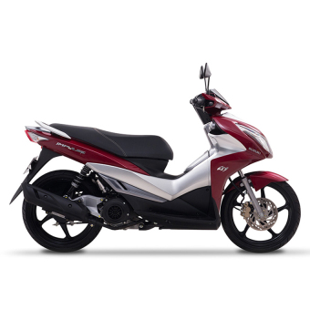 Xe tay ga Suzuki IMPULSE 125cc 2016 - Đỏ phối bạc
